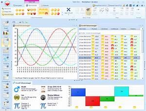 Biorhythms Calculator 2017 Software Free Biorhythm