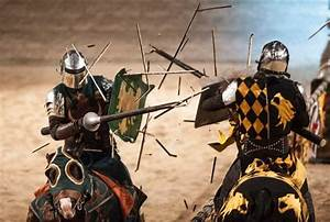 Medieval Times knights battle bullying with chivalry ...