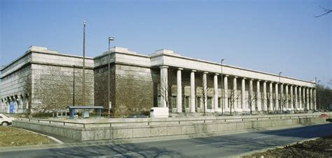 Bauten Des Nationalsozialismus Und Der Nachkriegszeit