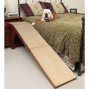 pet stairs for high beds and chair bedside ramp for aging With dog steps for high beds