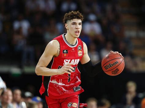 Former NBL Rookie of the Year LaMelo Ball the No. 1 ...