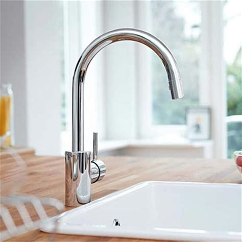 robinet grohe cuisine robinets évier de cuisine grohe espace aubade