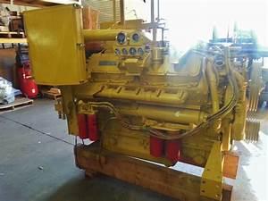 Caterpillar 3412 Ditta Industrial Diesel Engine