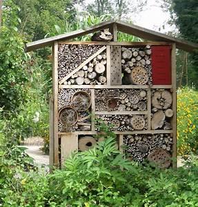 Fabriquer Un Hotel A Insecte : comment fabriquer un h tel insectes pour son jardin ~ Melissatoandfro.com Idées de Décoration