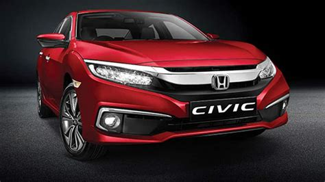 All new Honda Civic launched in India, price starts at Rs ...