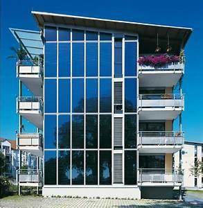 Vidrios fotovoltaicos en fachadas VNorte