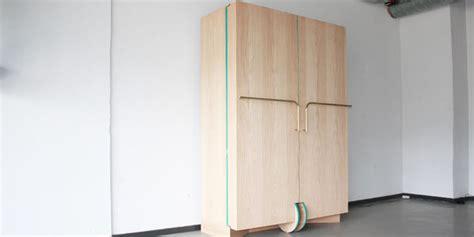 armario que se convierte en vestidor