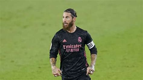 Ramos out for Madrid's Champions League clash with ...