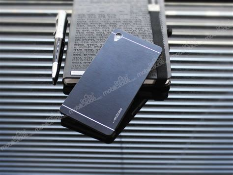 Motomo Metal Sony Xperia Z4 motomo sony xperia z3 metal siyah rubber kılıf 220 cretsiz