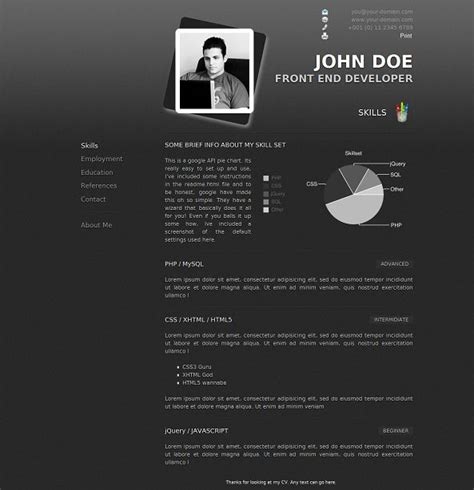 10 images about 9 of the best free premium cv resume