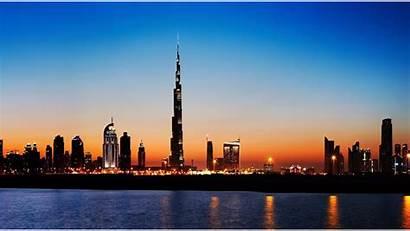 4k Dubai Harbor Wallpapersafari Code Night Road