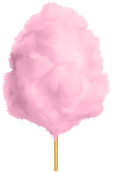Cotton Candy Clip Art