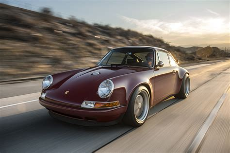 Porche Singer by Singer Design Two Porsche 911s Commissioned