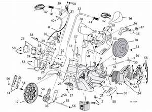 Power Wheels Harley Davidson Parts