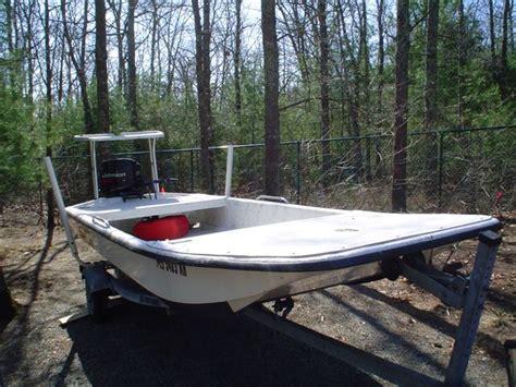 Tiller Flats Boats For Sale by Sold Gt Gt Gt Carolina Skiff J16 For Sale Set Up As Flats Boat In
