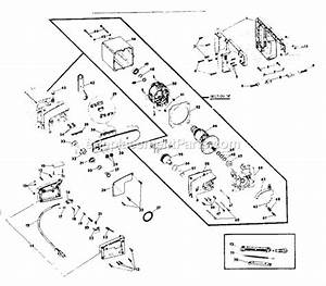 Craftsman 31534600 Parts List And Diagram