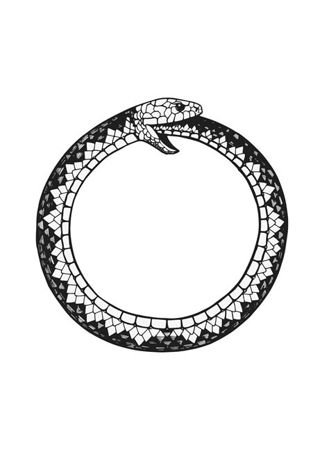 Book illustration, All Souls trilogy by Deborah Harkness. | Ouroboros | Ouroboros tattoo