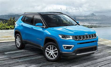 Official 2017 Jeep Compass India Launch On July 31; All