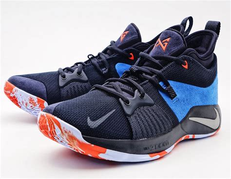 nike pg  okc home aj  release date sneaker bar