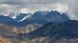 Mountain ranges of Bolivia