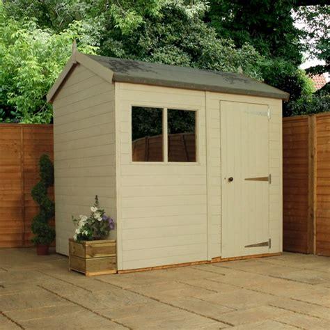reverse apex shed 8x6 workshop shed plans