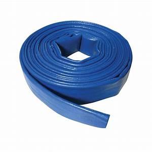 Tuyau Evacuation Souple 32 : tuyau de refoulement plat pour pompe eau ~ Dailycaller-alerts.com Idées de Décoration