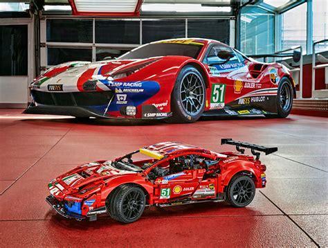 "Instructions for lego 76895 ferrari f8 tributo. LEGO Technic (42125) Ferrari 488 GTE ""AF CORSE #51 ..."