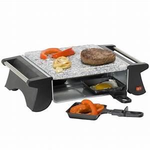 Appareil Raclette Pierrade : pierrade raclette ~ Premium-room.com Idées de Décoration