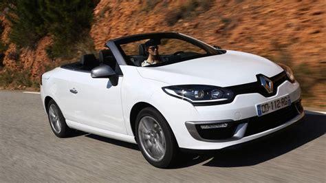 megane renault 2015 2015 renault megane coupe cabriolet facelifted model on