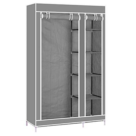 Portable Wardrobe by Buy White Label Portable Wardrobe Closet Grey