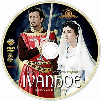 Ivanhoe Fanart Tv Dvd Movies