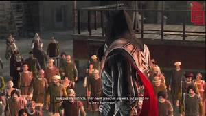 Assassin's Creed 2 HD Part 12 Power To The People Bonfires ...