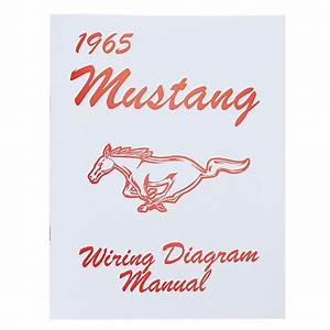 Jim Osborn Reproductions Mp1 Mustang Wiring Diagram Manual
