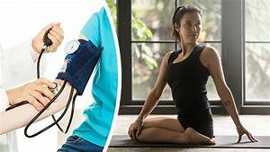 Try These 6 Yoga Poses To Immediately Lower Blood Pressure