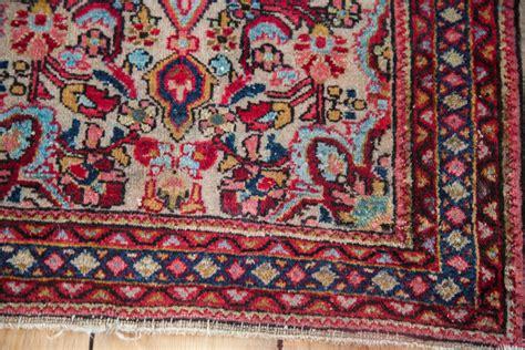 vintage sarouk rug  westchester ny rugs