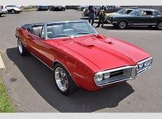 1967 Pontiac Firebird 400 66l Convertible Used Pontiac