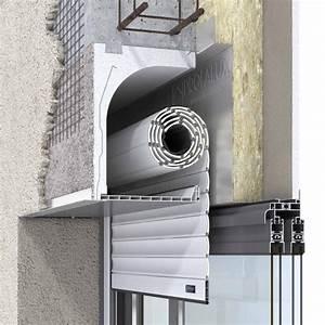 Coffre De Volet Roulant : volet roulant coffre tunnel sans coffre apparent ~ Dallasstarsshop.com Idées de Décoration
