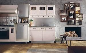 Küchen Vintage Style : 50er jahre vintage k che ~ Sanjose-hotels-ca.com Haus und Dekorationen