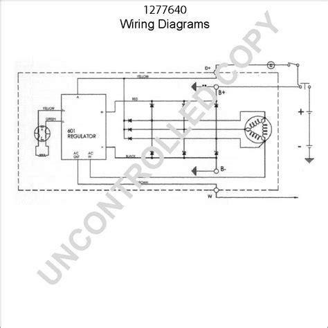 leece neville alternator wiring diagram wiring diagram