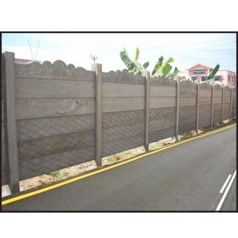 compound wall rcc precast compound wall manufacturer
