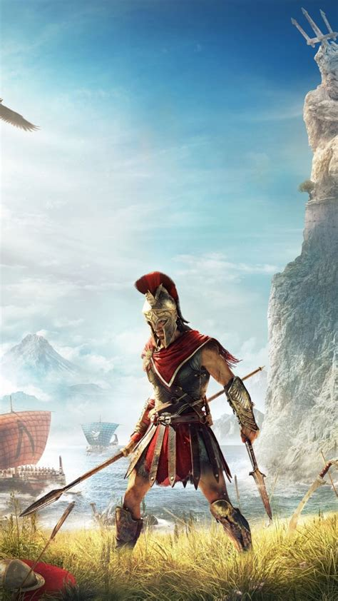 assassins creed odyssey   wallpapers hd wallpapers