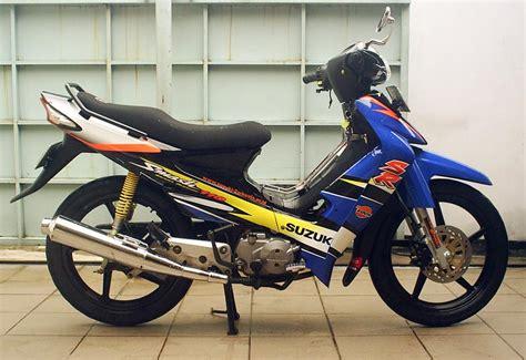 Modifikasi Motor Smash by Modifikasi Suzuki Smash