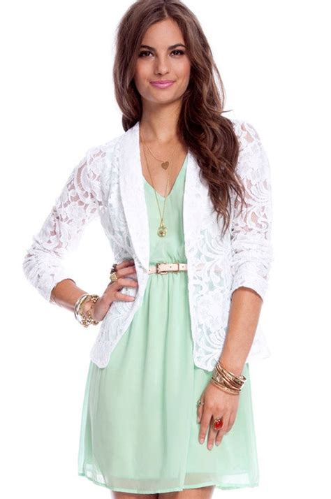 Best 25+ Mint dress lace ideas on Pinterest | Mint green outfits Mint green fashion and Mint ...