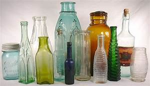 Antique, Pepper, Sauce, Bottles