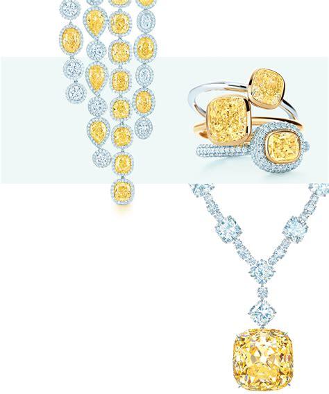 discover  tiffany yellow diamonds story tiffany