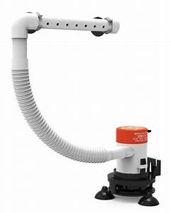 Seaflo Portable 12v Livewell Aeration Pump System Kit For Boats 647336944570
