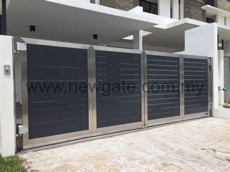 Snless Steel Gate Designs For Homes - Homemade Ftempo