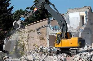Cout Demolition Maison : co t de d molition maison ~ Melissatoandfro.com Idées de Décoration