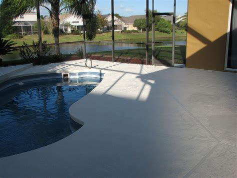 melbourne suntree pool deck and lanai coated