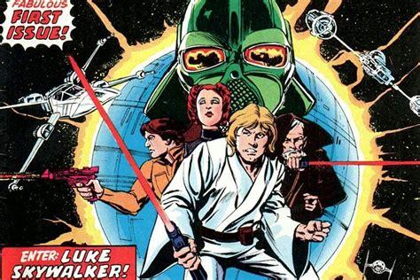 The Strange History Of Marvel's Original 'Star Wars' Universe